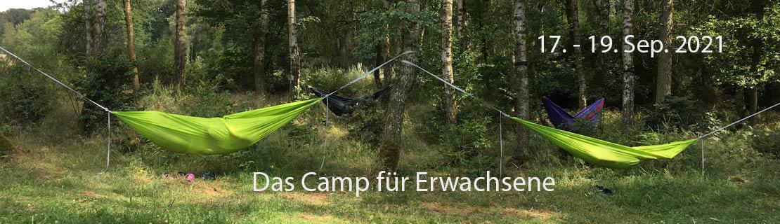 Special | Erwachsenen-Camp
